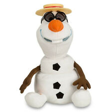Disney~FROZEN~OLAF~Talking & Singing Snowman~Plush~Disney Store Exclusive~NIB