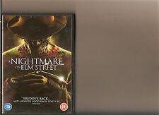 A NIGHTMARE ON ELM STREET DVD 2010 KRUEGER HORROR 18