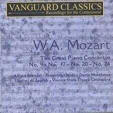 Denis Matthews, W.a. - Great Piano Concertos [New CD]