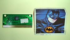 BATMAN. Famicom Dendy NES Yellow Casette Video Games.