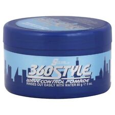 Lusters S-CURL 360 Style Wave Control Pomade 3 oz