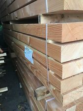 douglas fir sleeper planed on 4 sides   200x100x3000mm