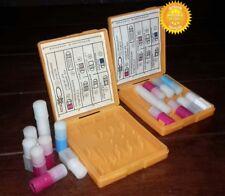2 sets Soviet USSR army first aid medicine kit storage box NBC protection NEW