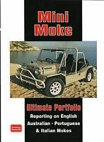 Mini Moke Compilation Of 63 Road Test Articles Book