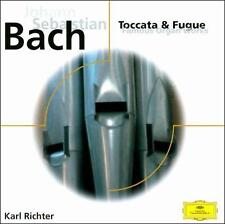 J.S. Bach - Toccata & Fugue-Famous Organ Works! CD! BRAND NEW! STILL SEALED!!