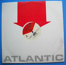 "Lil Kim LIGHTERS UP / MY NI#@S Atlantic 33rpm 12"" Promo Disco Single VG+"