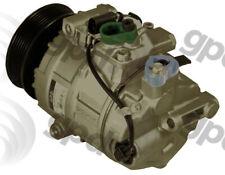 New A/C Compressor fits 2009-2014 Volkswagen Touareg  GLOBAL PARTS