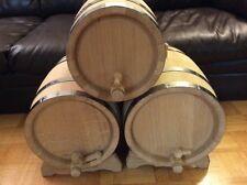 Oak barrels, 15L