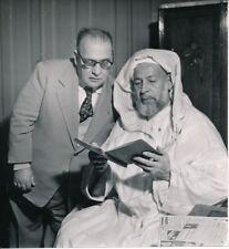 PARIS c. 1950 - Le Caïd de Marrakech El Ayadi Maroc - NV 2466