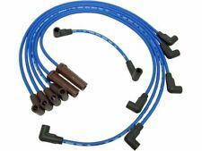 For 1988-1991 Chevrolet S10 Spark Plug Wire Set NGK 12694ZV 1989 1990 4.3L V6