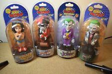 Neca DC Comics 4 Body Knockers THE JOKER x2, HARLEY QUINN & WONDER WOMAN