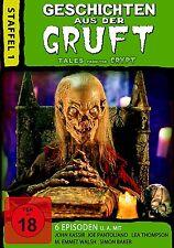 Geschichten aus der Gruft - Staffel 1 ( Horror Kult ) mit Brad Pitt, Demi Moore