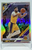 2019-2020 Panini Donruss Optic Silver Holo Anthony Davis Lakers