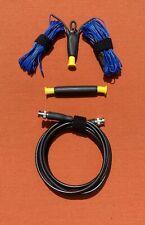 HF Ham Radio Antenna - 40-6M Micro-Windom OCF Multi-Band Dipole Free Shipping