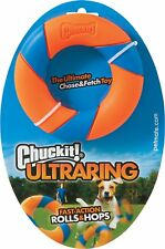 Chuckit Ultra Ring -chase Erratically Bounce Zigzag Rolle Hopfen Langlebig Fetch