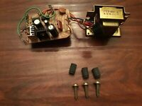 Pioneer PL-630 Stereo Turntable Parting Out Power Transformer + Voltage Selector