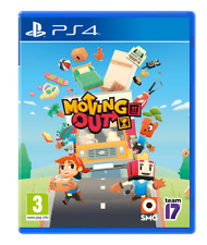 Moving Out PS4 Neuf sous blister