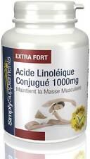 Acide Linoléique Conjugué (CLA) 1000mg - Favorise le métabolisme - 120 gélules