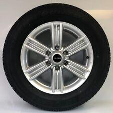 "Set Of 4 Isuzu D-Max 18"" Alloy Wheels And Tyres | Genuine Isuzu Wheel D Max OEM"