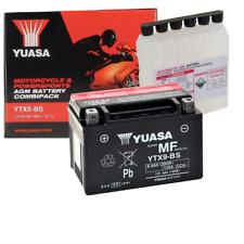 batteria moto Yuasa 12v 8ah YTX9-BS Kymco G-Dink - 125 cc - anni: 2012 -