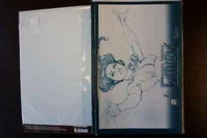 ASPEN  FATHOM #0  MICHAEL TURNER COVER limited retailer sketch variant n/m