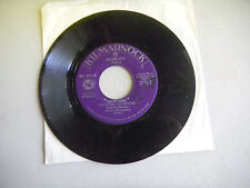 SALOME BEY say what you want to say / happy song KILMARNOCK    45