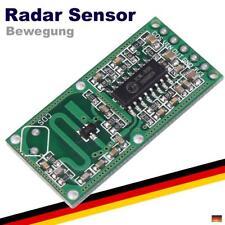 Radar Sensor Bewegungsmelder Mikrowelle Microwave Arduino Raspberry Pi RCWL-0516