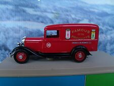 1/43 Eligor (France)   Ford V8 1934 Crosse et blackwell #1073