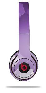 Skin Beats Solo 2 3 Bokeh Hex Purple Wireless Headphones NOT INCLUDED
