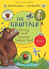 The Gruffalo Spring and Summer Nature Trail by Julia Donaldson 9781509836390