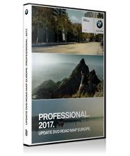 Bmw Road Map Professional 2017 Autovelox Europa Est+Centrale+Ovest (3 Dischi)