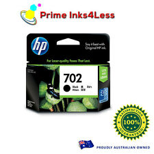 2x HP Genuine 702 Black Ink CC660AA For OfficeJet J3608 J5508 600 Pages