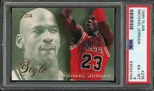 1995/96 Flair Style Michael Jordan #235 PSA 6