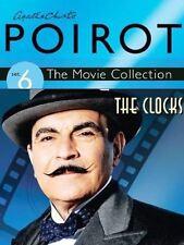 DVD Agatha Christie's Poirot - The Clocks: David Suchet Anna Massey Phil Daniels