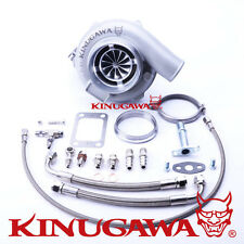 Kinugawa GTX Ball Bearing Turbo For TOYOTA 1JZ 2JZ GTX3076R w/ .82 T3 V-Band