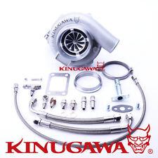 Kinugawa GTX Ball Bearing Turbocharger TOYOTA 1JZ 2JZ GTX3576R w/ 1.05 T3 V-Band