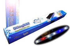 Finnex Stingray Aquarium LED Light 12-48 inches, 7000K + Actinic Blue + 660 Red