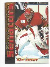 2003-04 Binghamton Senators (AHL) Ray Emery (goalie)