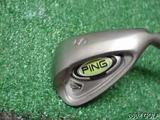 Ping Rapture Sand Wedge SW Silver Dot Steel Stiff Flex