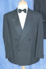 Wool Blend Patternless 30L Short Suits & Tailoring for Men