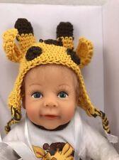 Gigi Giraffe - Noahs Adorable Ark -  Ashton Drake Doll  NWT Free Shipping