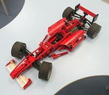 Lego Technic Racers 8386 Set Ferrari F1 1:10