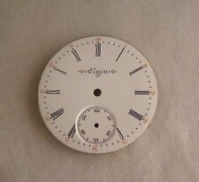 POCKET WATCH DIAL ELGIN SIZE 6s