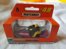 MATCHBOX 49 MADE IN CHINA SCHNEE MOBIL