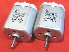 2 x DOOR LOCK REPLACEMENT MOTOR FC280PC22125 Fix Mabuchi Lexus Honda Toyota Ford