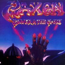 Saxon-Power and the Glory (With Bonus Tracks)  CD / Remastered Album NUEVO