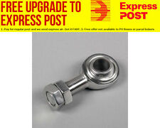 """Borgeson Borgeson Stainless Steel Rod End Bearing - Polished Finish Suit 3/4"""" Sh"""