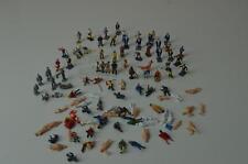 Lot of 60 plus figurines-Merten-Circus craft-Weston-Preiser-Metal and plastic-