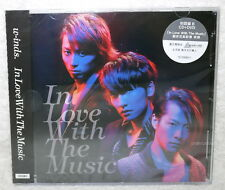 J-POP W-inds In Love With The Music 2015 Taiwan Ltd CD+DVD Ver.B (Winds)