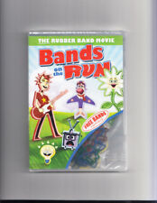 Bands on the Run (DVD, 2011) New Factory Sealed
